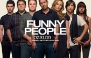 《滑稽人物 Funny People 》电影壁纸 影视壁纸