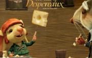 《浪漫鼠德佩罗 双鼠记 》电影壁纸 影视壁纸