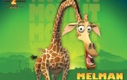 马达加斯加2逃往非洲 影视壁纸