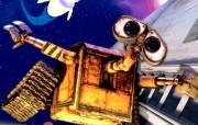 机器人总动员 影视壁纸