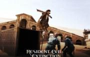 生化危机3 Resident Evil Extinction 壁纸下载 生化危机3 电影壁纸下载 《生化危机3 Resident EvilExtinction》壁纸下载 影视壁纸