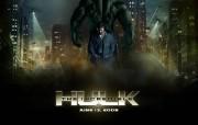 《神奇绿巨人 The Incredible Hulk》官方壁纸 影视壁纸