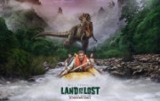 《失落的大陆 Land of the Lost 》电影壁纸 影视壁纸