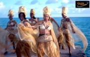 East Caribbean �����ձȺ�ͼƬ��ֽ ��������� Globe Trekker ���ν�Ŀ��ֽ Ӱ�ӱ�ֽ