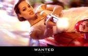 《通缉令 Wanted 2008 》官方壁纸 影视壁纸