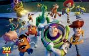 玩具总动员3 Toy Story 3 3D卡通电影壁纸 壁纸1 《玩具总动员3 To 影视壁纸