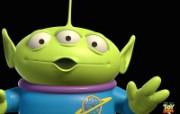 玩具总动员3 Toy Story 3 电影壁纸 aliens 太空外星人壁纸下载 《玩具总动员3 Toy Story 3 》 影视壁纸