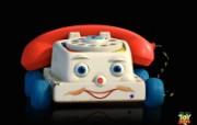 玩具总动员3 Toy Story 3 电影壁纸 chatter telephone 玩具电话壁纸下载 《玩具总动员3 Toy Story 3 》 影视壁纸