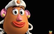 玩具总动员3 Toy Story 3 电影壁纸 mrs potatoheads 蛋头太太 壁纸下载 《玩具总动员3 Toy Story 3 》 影视壁纸