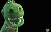 玩具总动员3 Toy Story 3 电影壁纸 rex 抱抱龙壁纸下载 《玩具总动员3 Toy Story 3 》 影视壁纸