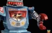玩具总动员3 Toy Story 3 电影壁纸 sparks 机器人壁纸下载 《玩具总动员3 Toy Story 3 》 影视壁纸