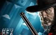 西部英雄约拿 哈克斯 Jonah Hex 电影壁纸 Jonah Hex 疤面牛仔 桌面壁纸 《 西部英雄约拿・哈克斯 Jonah Hex 》 影视壁纸