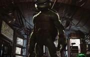新忍者神龟 2007 影视壁纸