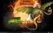 驯龙记 How to Train Your Dragon 壁纸3 《 驯龙记 》 Ho 影视壁纸