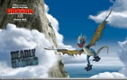 驯龙记 How to Train Your Dragon 壁纸5 《 驯龙记 》 Ho 影视壁纸