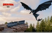 驯龙记 How to Train Your Dragon 壁纸8 《 驯龙记 》 Ho 影视壁纸