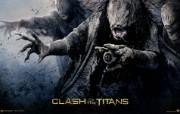 诸神之战 Clash of the Titans 壁纸5 《诸神之战》 Cla 影视壁纸