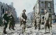 最真实震撼的二战史诗十年纪拯救大兵瑞恩电影壁纸 影视壁纸
