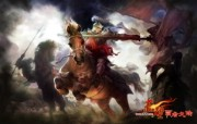 《赤壁:霸者大陆》官方游戏壁纸 游戏壁纸