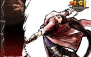 《刀剑・英雄》官方游戏壁纸 游戏壁纸
