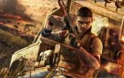 《Far Cry 2 孤岛惊魂2》 游戏壁纸