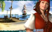 《航海世纪》官方游戏壁纸 游戏壁纸