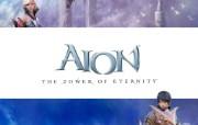 韩国新网游Aion 永恒之塔 游戏壁纸