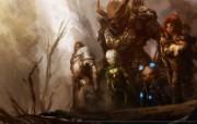 激战2 Guild Wars 2 壁纸13 激战2(Guild 游戏壁纸