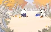 流氓兔 MashiMaro 可爱壁纸 壁纸63 流氓兔 MashiM 游戏壁纸