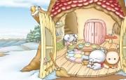 流氓兔 MashiMaro 可爱壁纸 壁纸89 流氓兔 MashiM 游戏壁纸