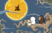流氓兔 MashiMaro 可爱壁纸 壁纸66 流氓兔 MashiM 游戏壁纸