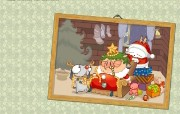 流氓兔 MashiMaro 可爱壁纸 壁纸96 流氓兔 MashiM 游戏壁纸