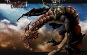 《龙骑士Online》官方游戏壁纸 游戏壁纸