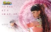 梦幻诛仙 张杰 谢娜 胡歌 代言 壁纸27 梦幻诛仙 (张杰谢 游戏壁纸