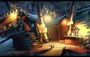 Monkey Island 2 猴岛 宽屏壁纸 1080p 壁纸8 Monkey Isl 游戏壁纸