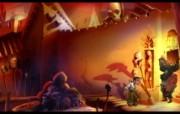 Monkey Island 2 猴岛 宽屏壁纸 1080p 壁纸9 Monkey Isl 游戏壁纸