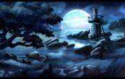 Monkey Island 2 猴岛 宽屏壁纸 1080p 壁纸11 Monkey Isl 游戏壁纸