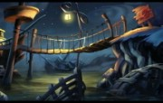 Monkey Island 2 猴岛 宽屏壁纸 1080p 壁纸12 Monkey Isl 游戏壁纸