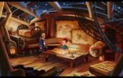 Monkey Island 2 猴岛 宽屏壁纸 1080p 壁纸13 Monkey Isl 游戏壁纸