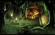 Monkey Island 2 猴岛 宽屏壁纸 1080p 壁纸15 Monkey Isl 游戏壁纸
