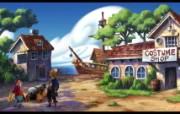 Monkey Island 2 猴岛 宽屏壁纸 1080p 壁纸17 Monkey Isl 游戏壁纸