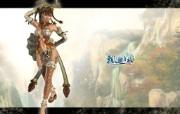 《飘邈之旅Online》官方游戏壁纸 游戏壁纸