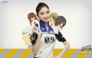 《QQ飞车》官方宽屏壁纸 游戏壁纸
