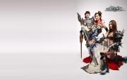 QQ幻想世界游戏美女 游戏壁纸