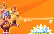 《QQ堂》官方游戏壁纸 游戏壁纸