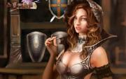 《山寨佣兵团》角色扮演策略的网页游戏 游戏壁纸