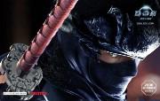 《生死格斗Online》官方游戏壁纸 游戏壁纸