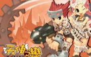 《天使之恋Online》官方游戏壁纸 游戏壁纸