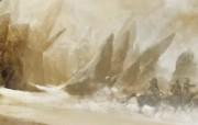 行会战争2 理想人生2 The Guild 2 游戏原画 宽屏壁纸 壁纸4 行会战争2 理想人生 游戏壁纸
