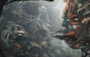 行会战争2 理想人生2 The Guild 2 游戏原画 宽屏壁纸 壁纸14 行会战争2 理想人生 游戏壁纸